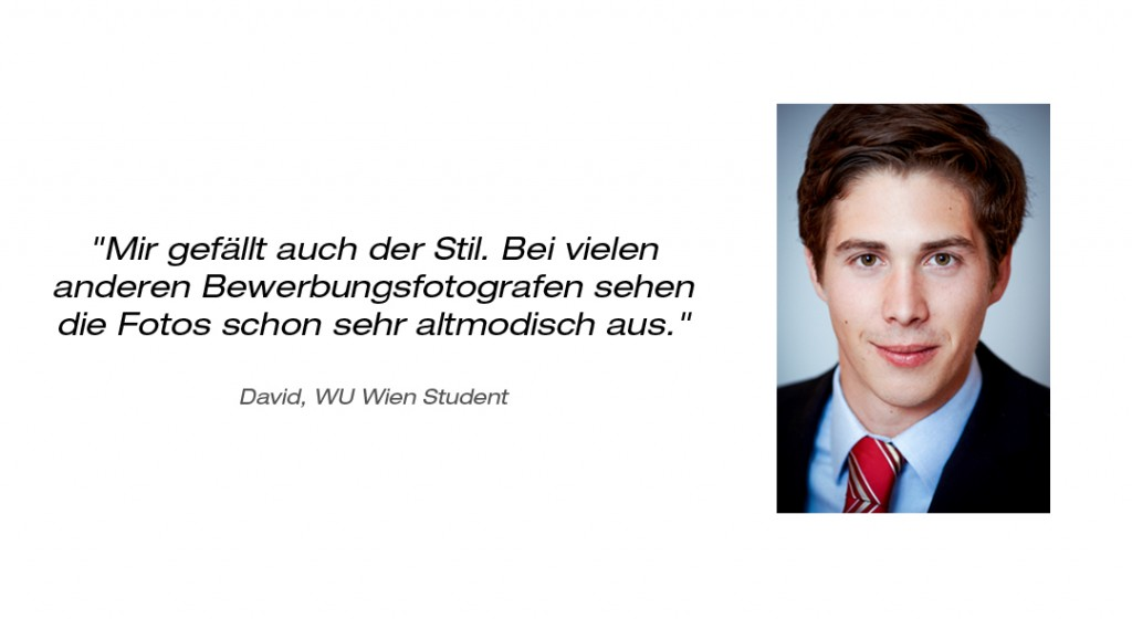 david testimonial bewerbungsfoto career photo day